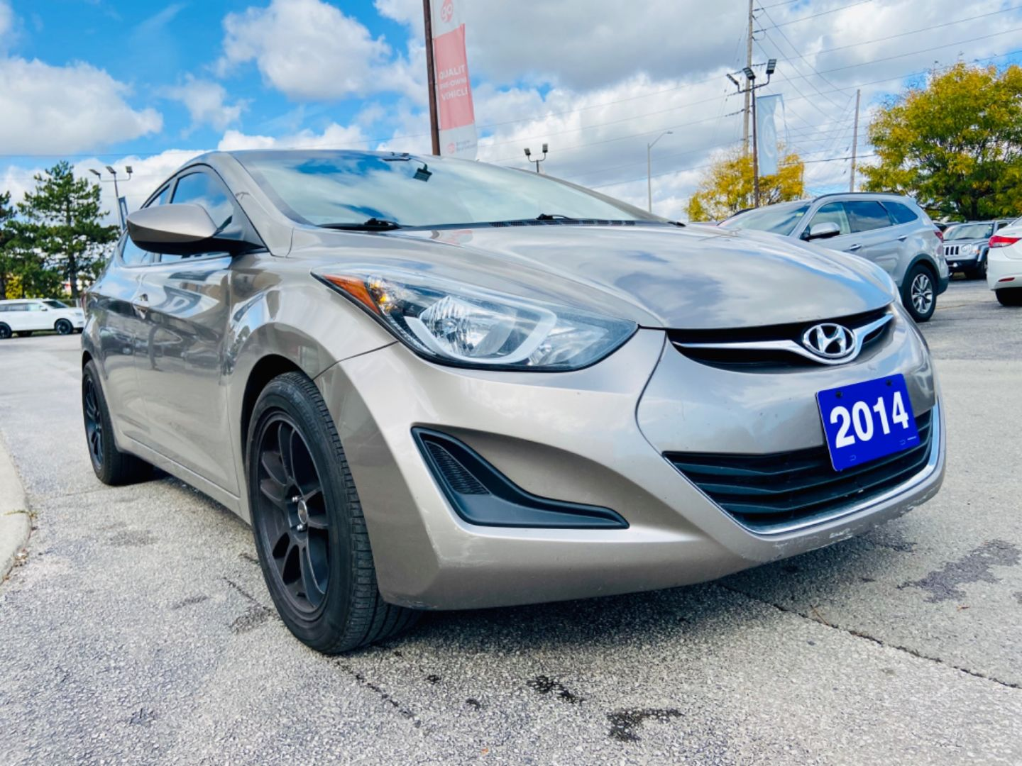 2014 Hyundai Elantra GL for sale in Burlington, Ontario
