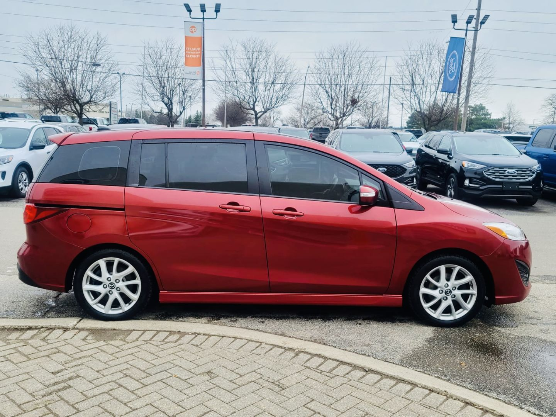 2014 Mazda Mazda5 GT for sale in Burlington, Ontario
