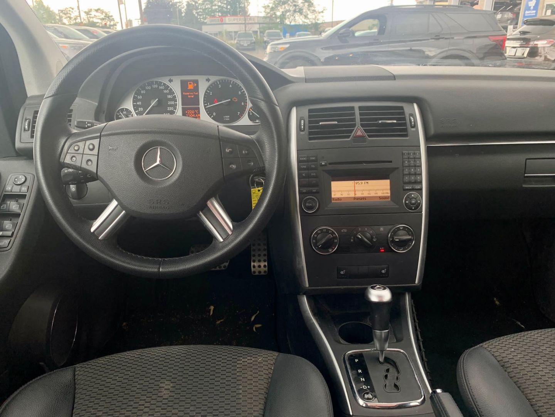 2011 Mercedes-Benz B-Class B 200 Turbo for sale in Burlington, Ontario