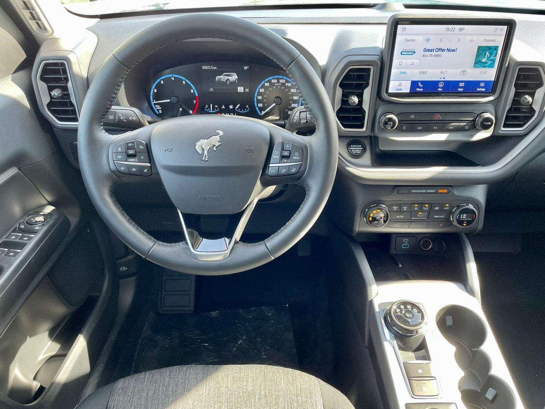 2021 Ford Bronco Sport Big Bend for sale in Burlington, Ontario