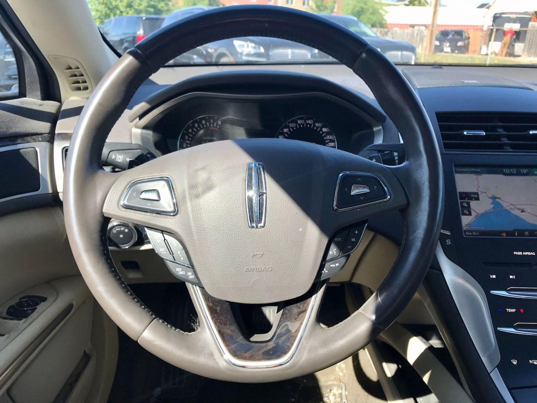 2015 Lincoln MKZ  for sale in Burlington, Ontario