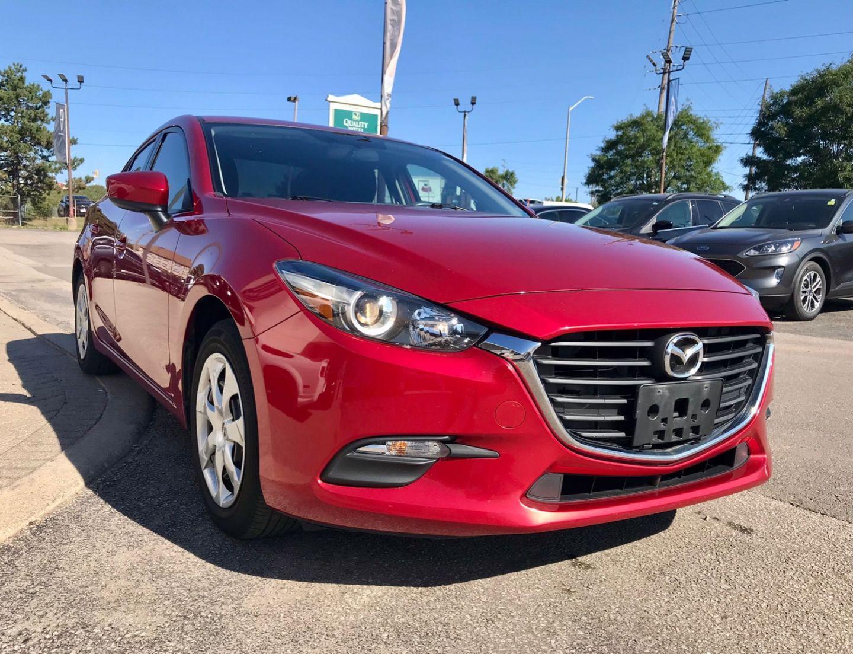 2017 Mazda Mazda3 GX for sale in Burlington, Ontario