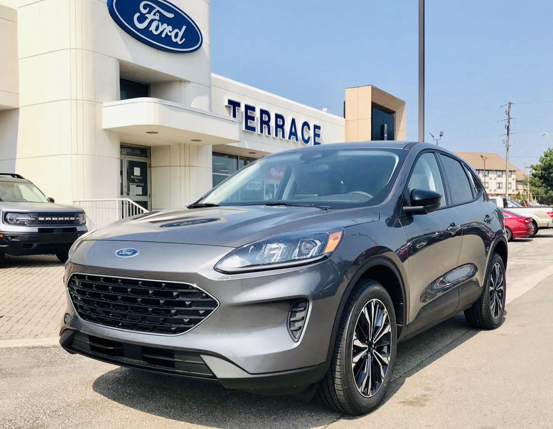 2021 Ford Escape SE for sale in Burlington, Ontario