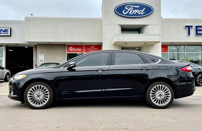 2016 Ford Fusion Titanium for sale in Burlington, Ontario