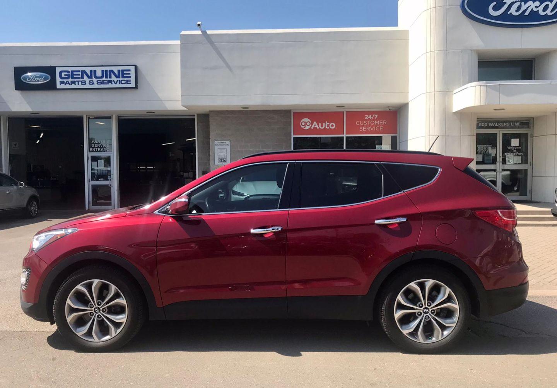 2015 Hyundai Santa Fe Sport Limited for sale in Burlington, Ontario