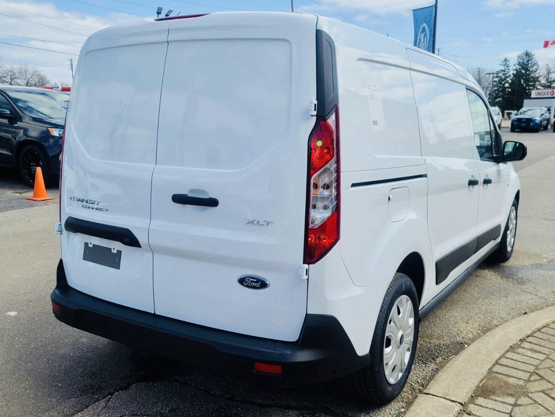 2021 Ford Transit Connect Van XLT for sale in Burlington, Ontario