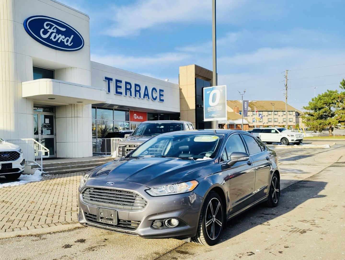 2014 Ford Fusion SE for sale in Burlington, Ontario