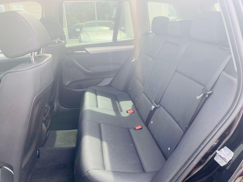 2014 BMW X3 xDrive28i for sale in Burlington, Ontario