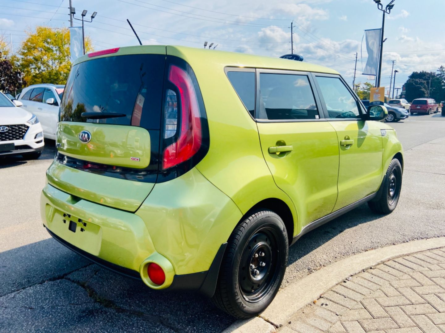 2015 Kia Soul LX for sale in Burlington, Ontario