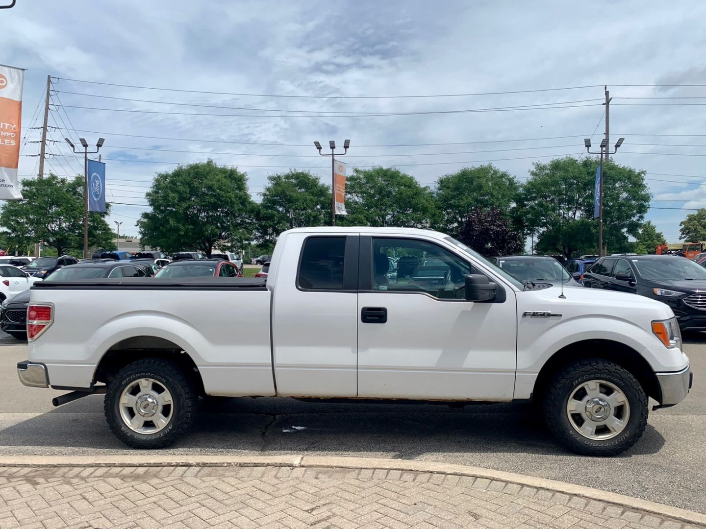 2012 Ford F-150 XLT for sale in Burlington, Ontario