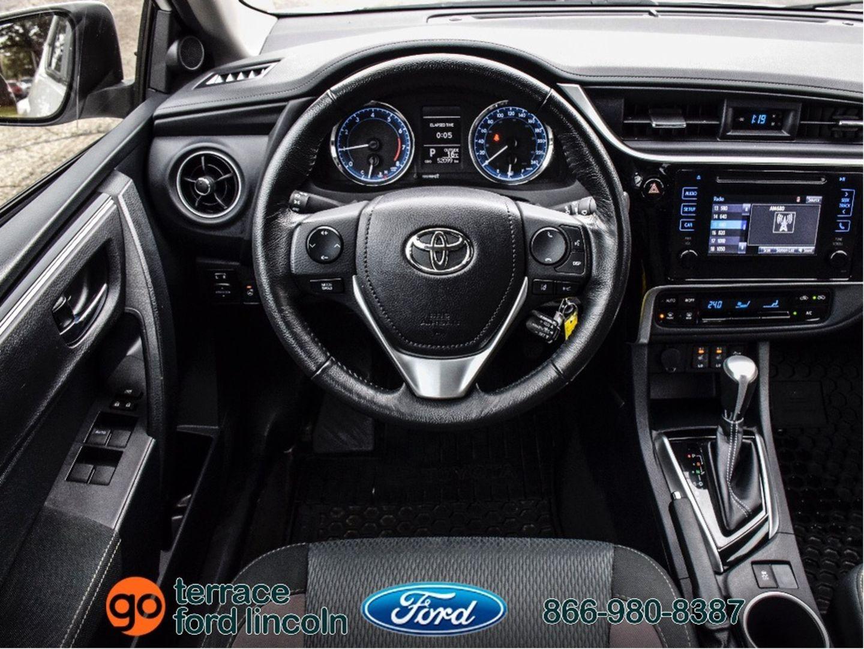 2017 Toyota Corolla LE for sale in Burlington, Ontario