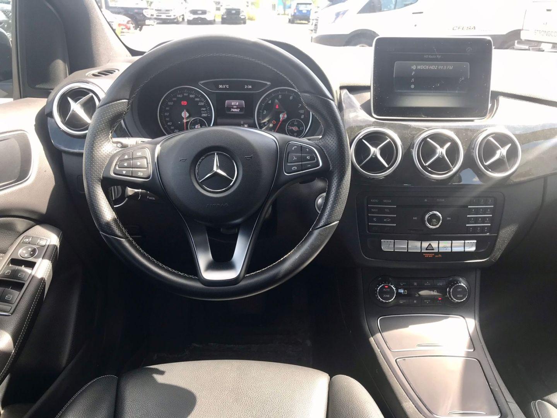 2016 Mercedes-Benz B-Class B 250 Sports Tourer for sale in Burlington, Ontario