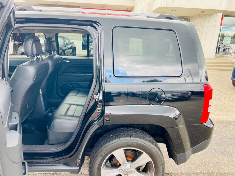 2016 Jeep Patriot High Altitude for sale in Burlington, Ontario