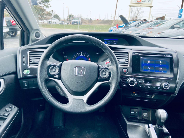 2015 Honda Civic Sedan EX for sale in Burlington, Ontario