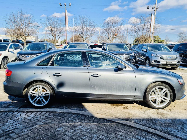 2013 Audi A4 Premium for sale in Burlington, Ontario