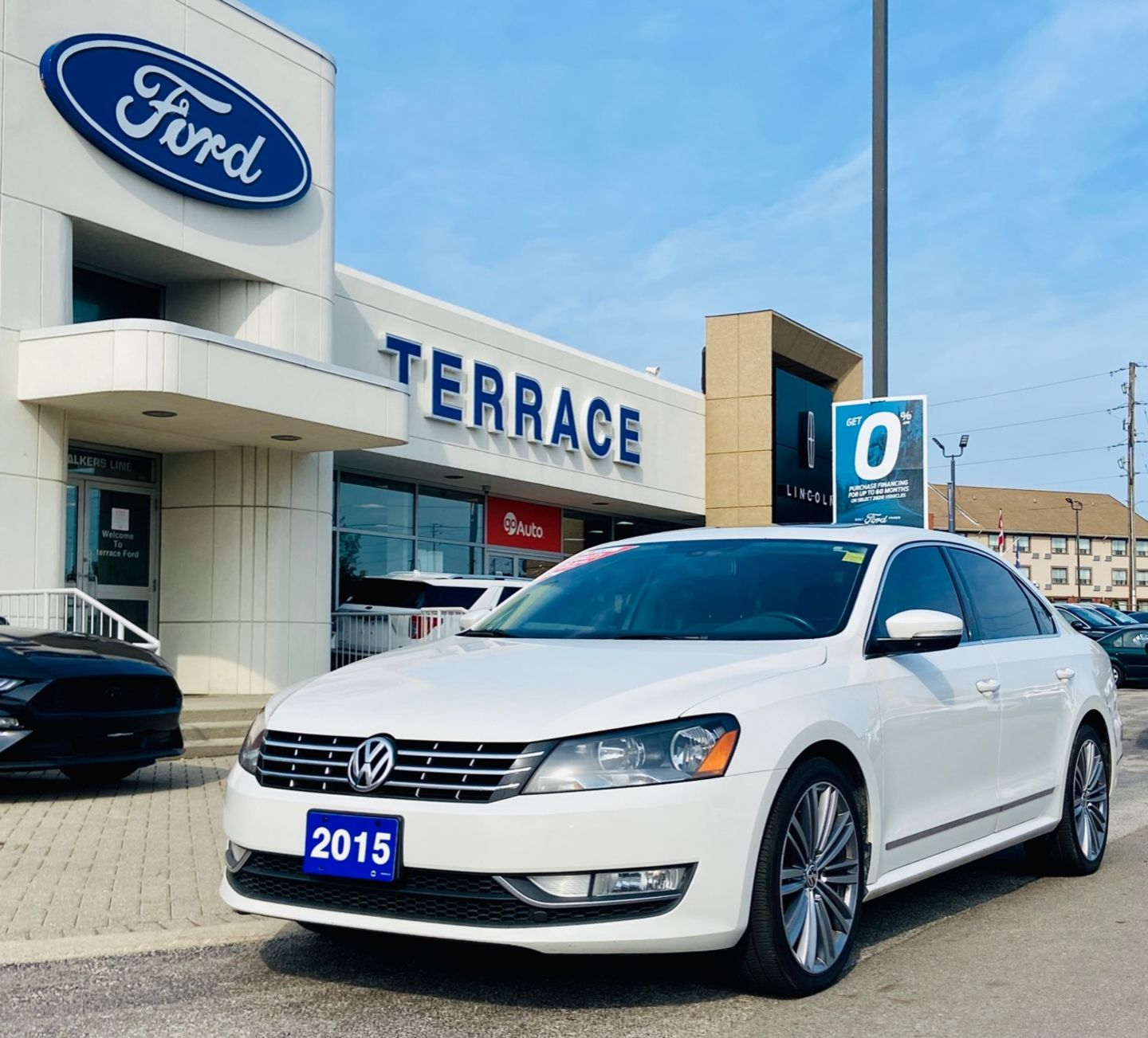 2015 Volkswagen Passat Comfortline for sale in Burlington, Ontario