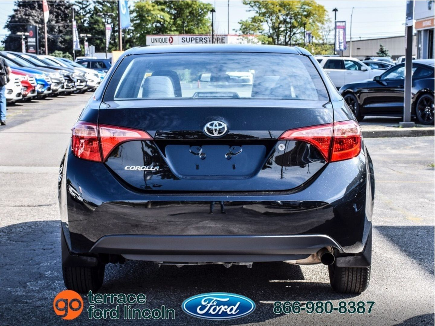 2017 Toyota Corolla CE for sale in Burlington, Ontario