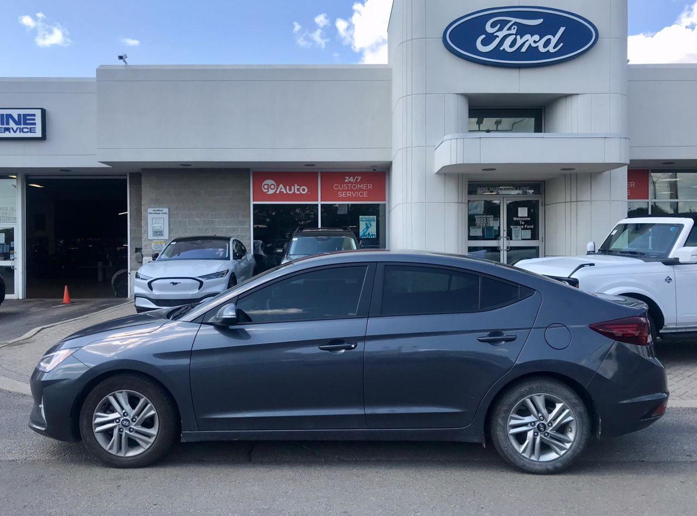 2019 Hyundai Elantra Preferred for sale in Burlington, Ontario