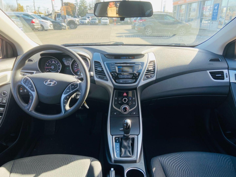 2015 Hyundai Elantra GL for sale in Burlington, Ontario
