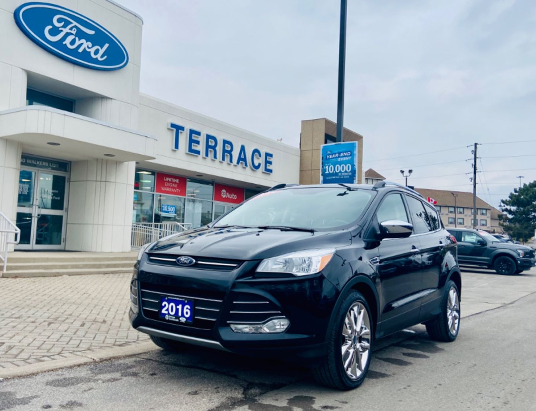 2016 Ford Escape SE for sale in Burlington, Ontario