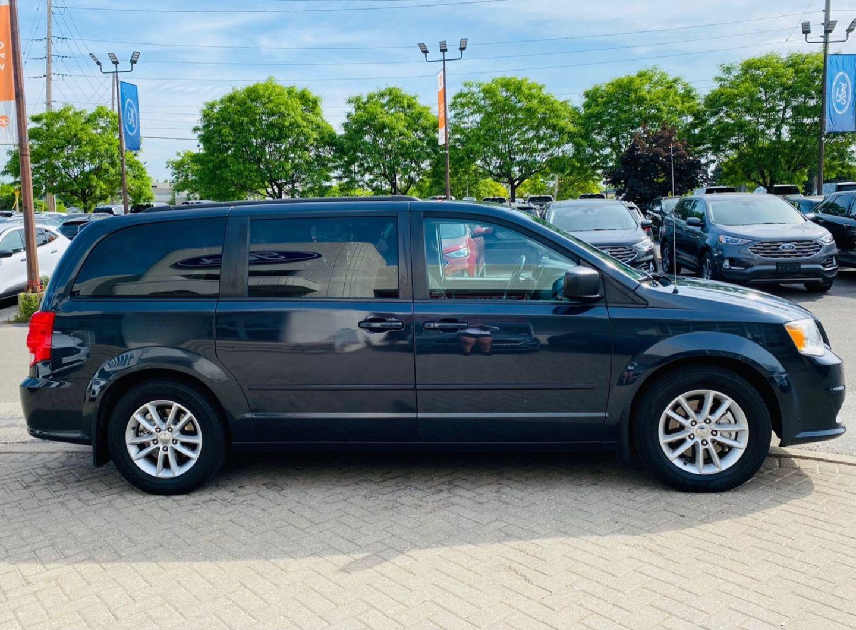 2014 Dodge Grand Caravan SXT for sale in Burlington, Ontario