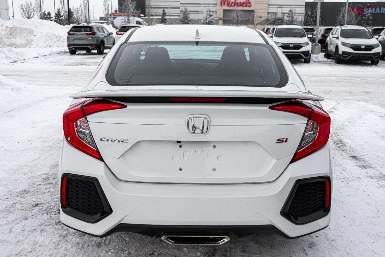 2019 Honda Civic Si Sedan  for sale in St. Albert, Alberta