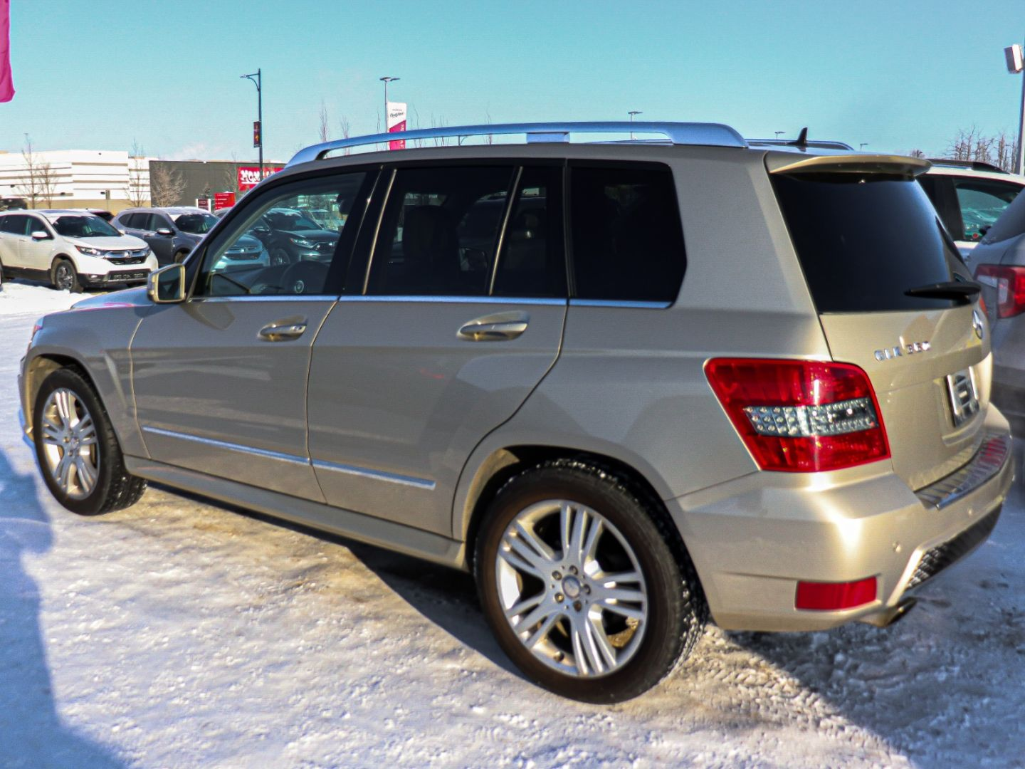 2012 Mercedes-Benz GLK-Class GLK 350 for sale in St. Albert, Alberta
