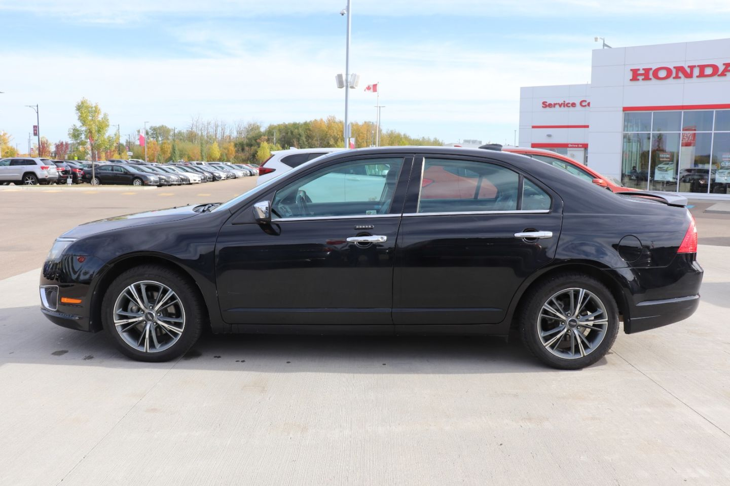2012 Ford Fusion SEL for sale in St. Albert, Alberta