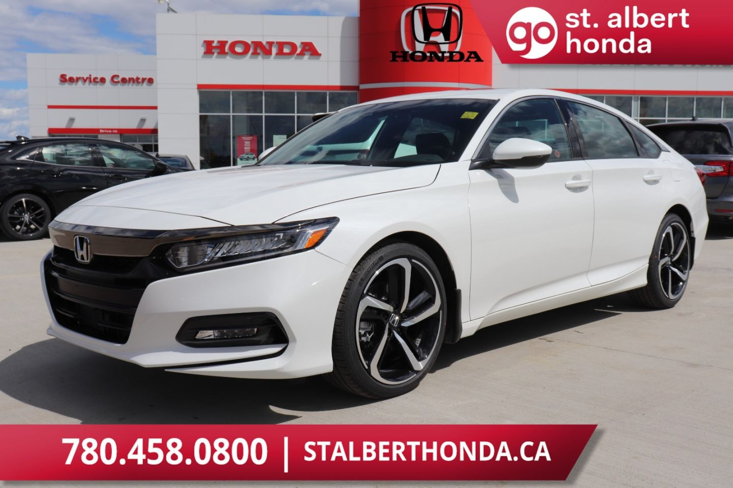 2020 Honda Accord Sedan Sport for sale in St. Albert, Alberta