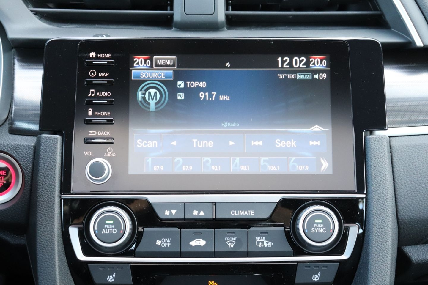 2020 Honda Civic Coupe Touring for sale in St. Albert, Alberta