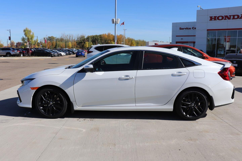 2020 Honda Civic Si Sedan  for sale in St. Albert, Alberta