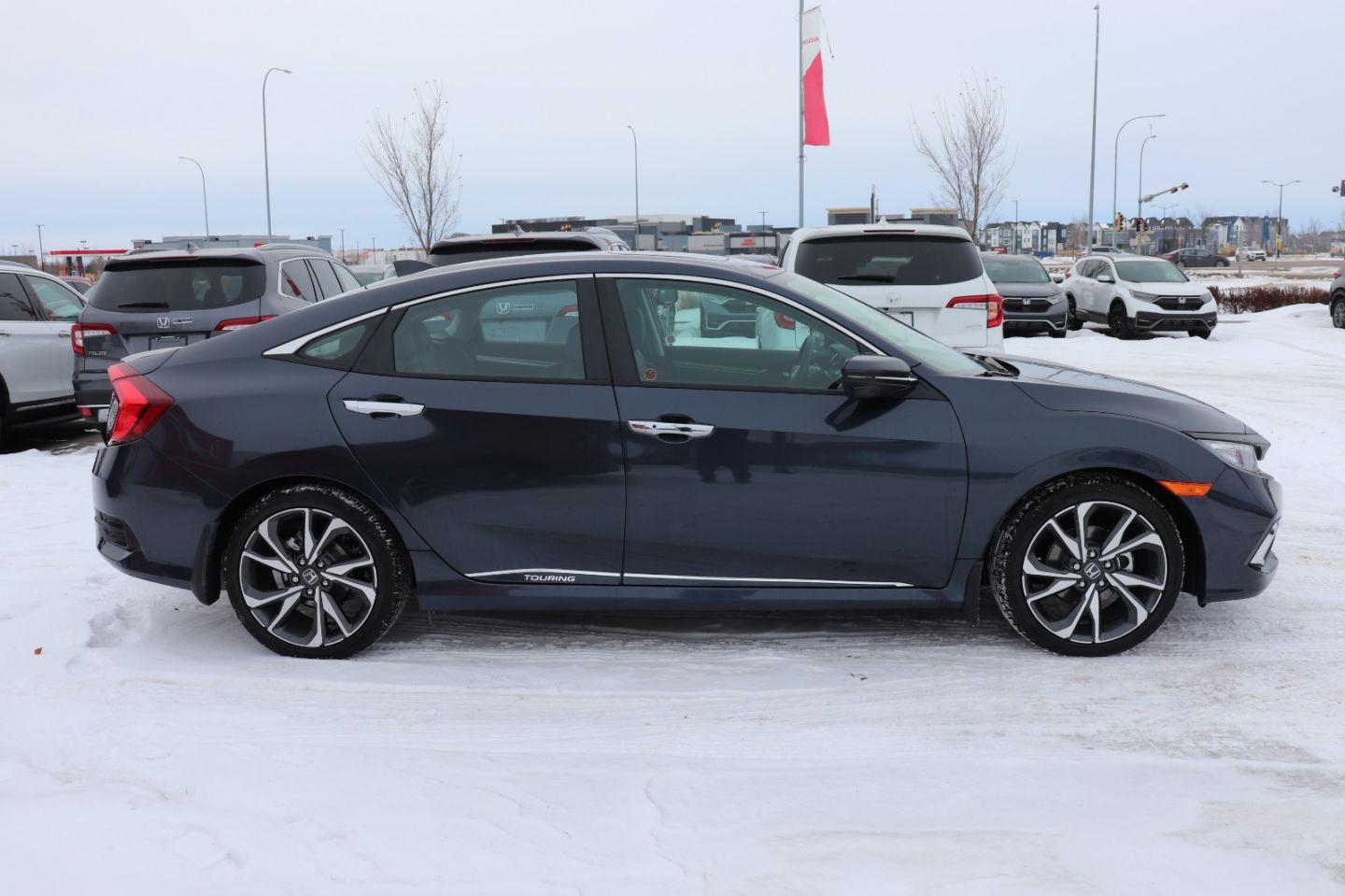 2020 Honda Civic Sedan Touring for sale in St. Albert, Alberta