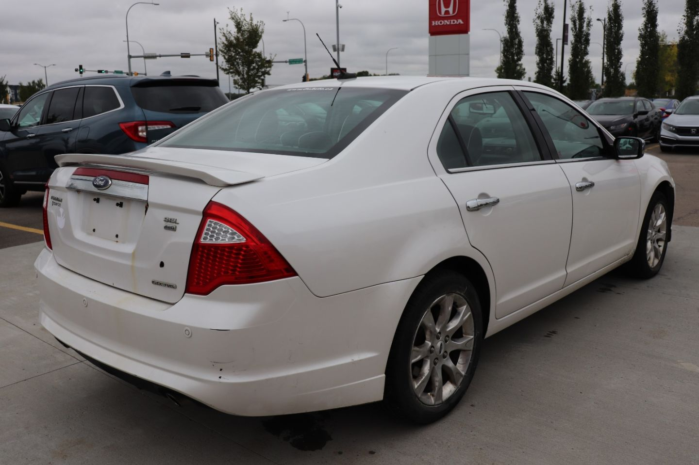 2011 Ford Fusion SEL for sale in St. Albert, Alberta