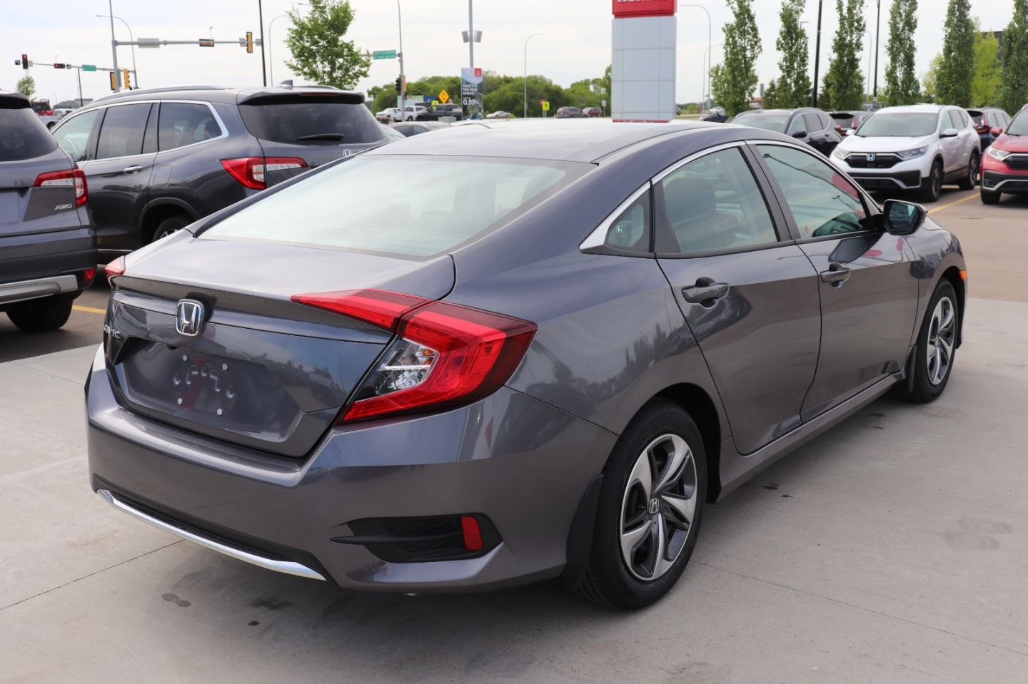 2020 Honda Civic Sedan LX for sale in St. Albert, Alberta