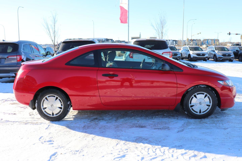 2011 Honda Civic Cpe DX-G for sale in St. Albert, Alberta