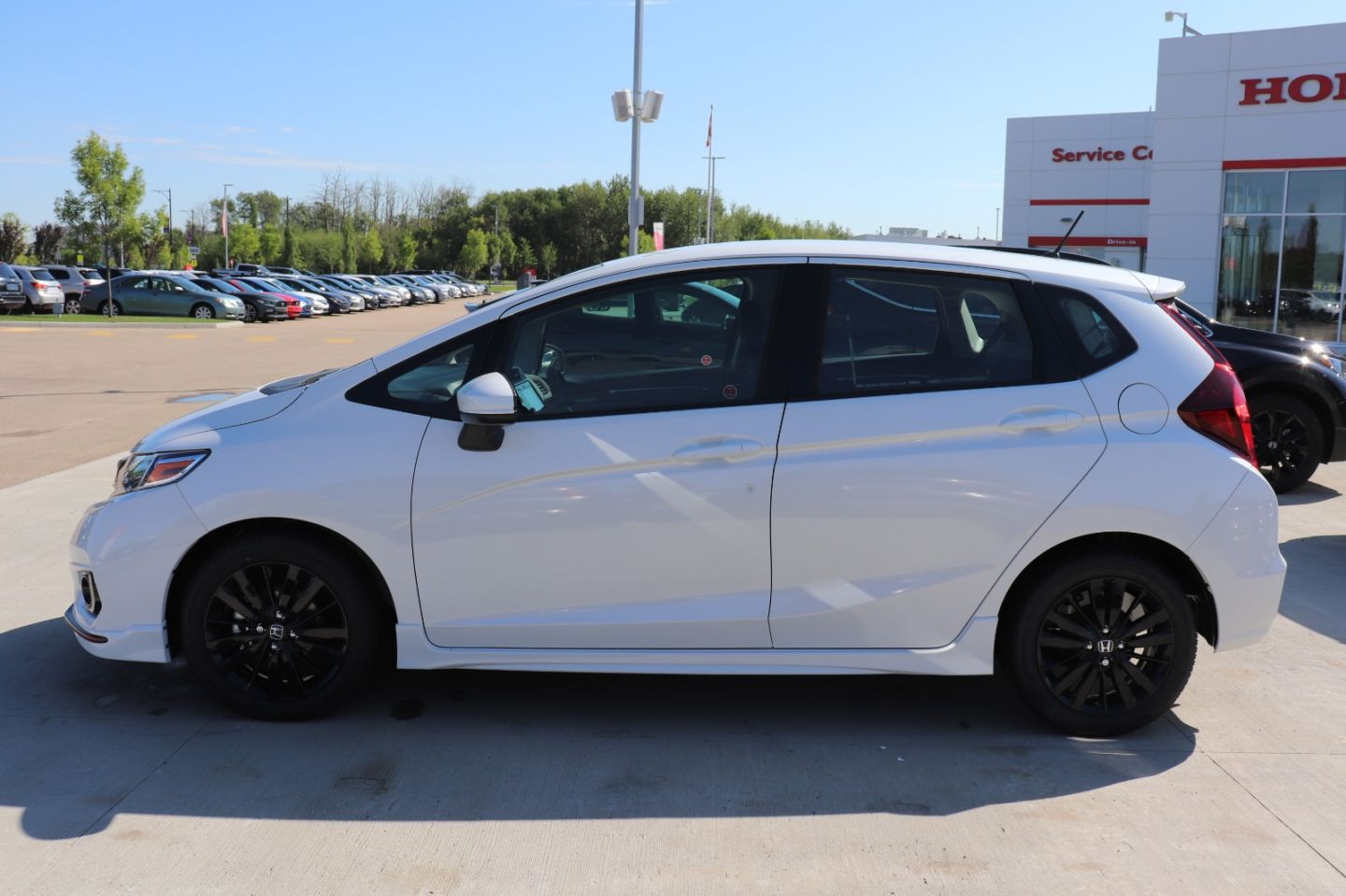 2020 Honda Fit Sport for sale in St. Albert, Alberta