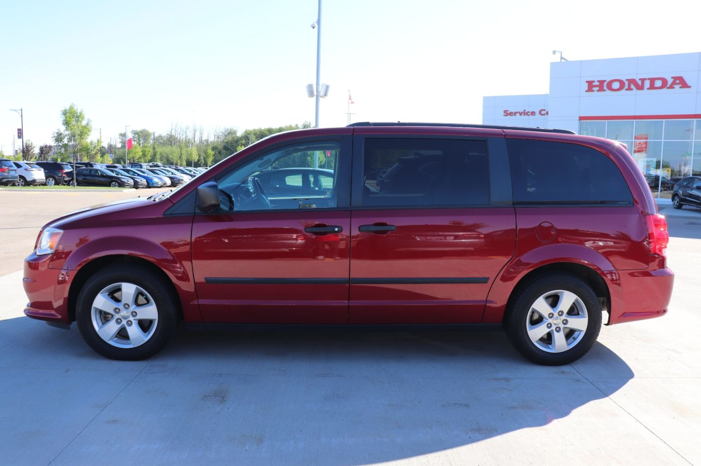 2014 Dodge Grand Caravan SE for sale in St. Albert, Alberta