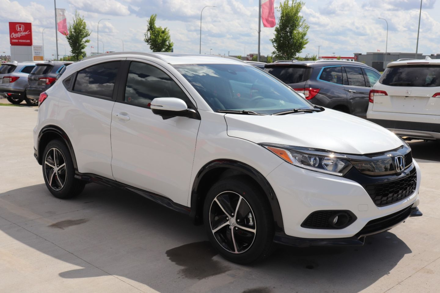 2020 Honda HR-V Sport for sale in St. Albert, Alberta