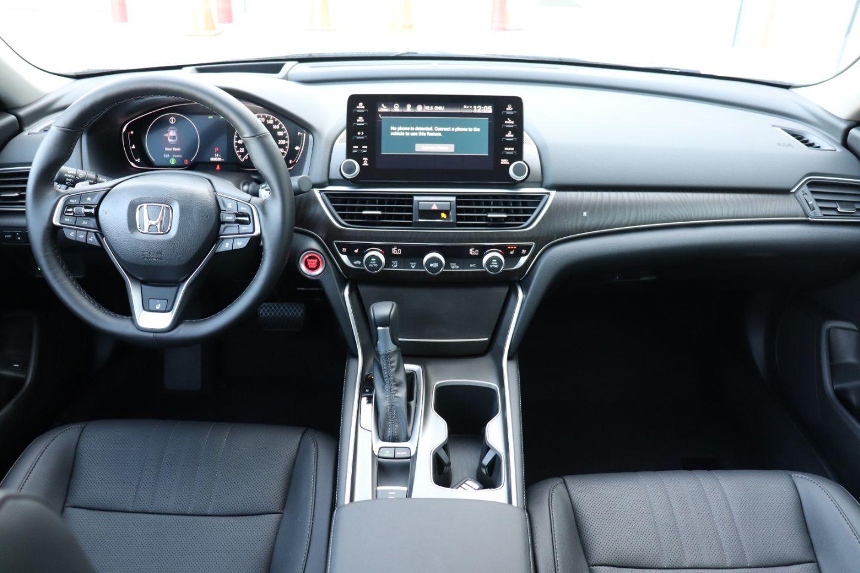 2021 Honda Accord Sedan Touring for sale in St. Albert, Alberta