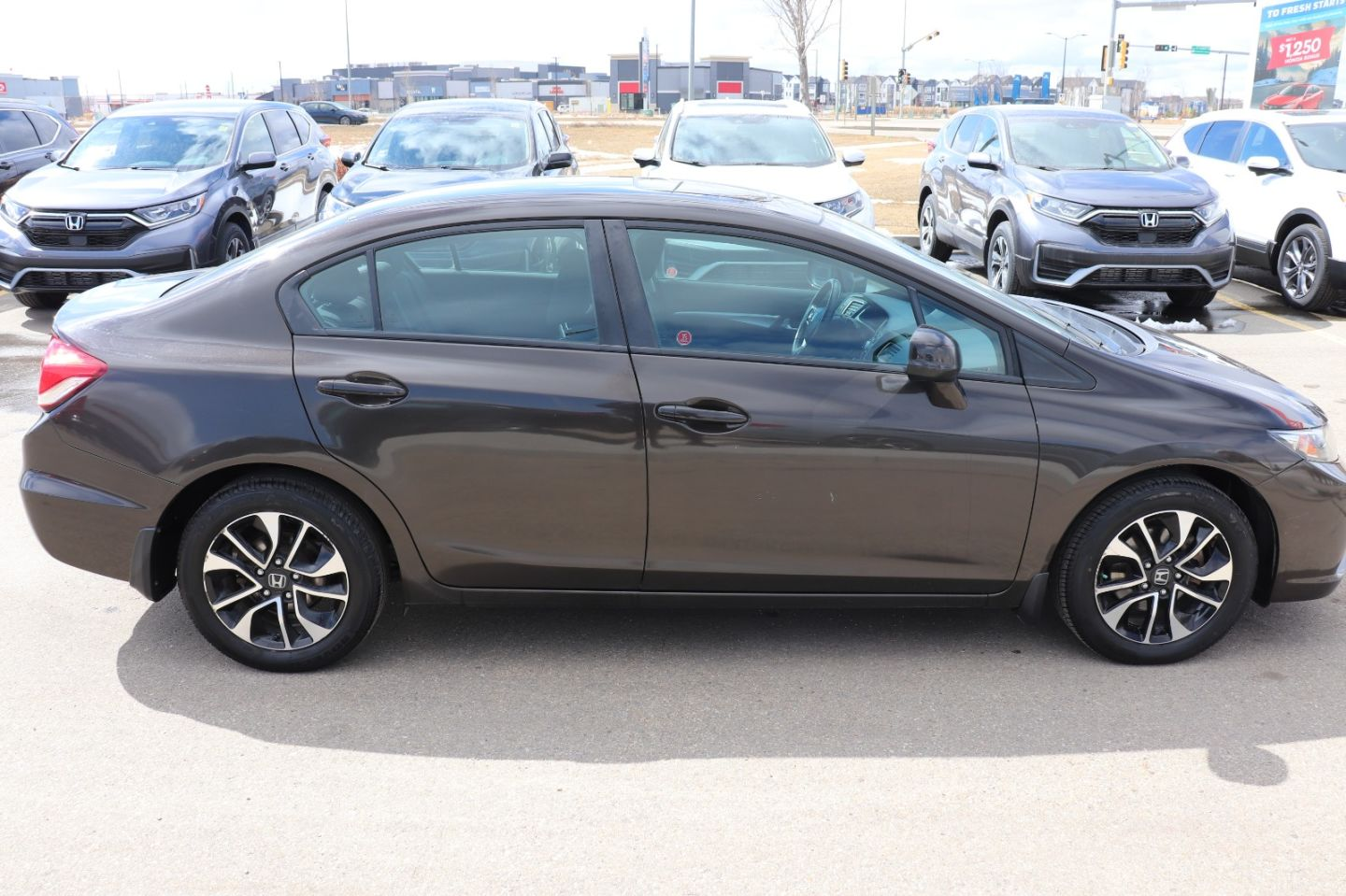 2013 Honda Civic Sdn EX for sale in St. Albert, Alberta