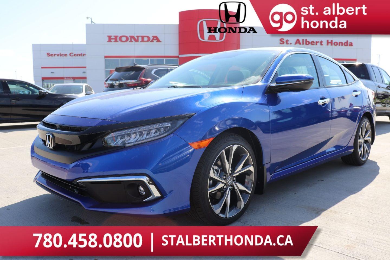 2021 Honda Civic Sedan Touring for sale in St. Albert, Alberta