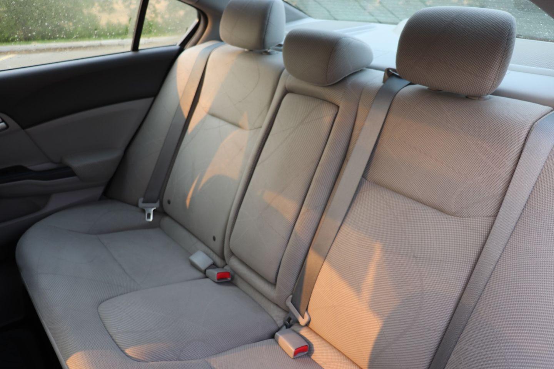 2012 Honda Civic Sdn EX for sale in St. Albert, Alberta