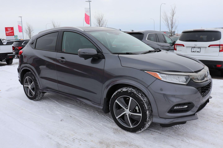 2021 Honda HR-V Touring for sale in St. Albert, Alberta