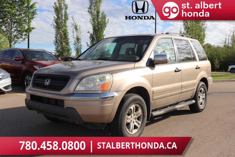 2003 Honda Pilot EX for sale in St. Albert, Alberta