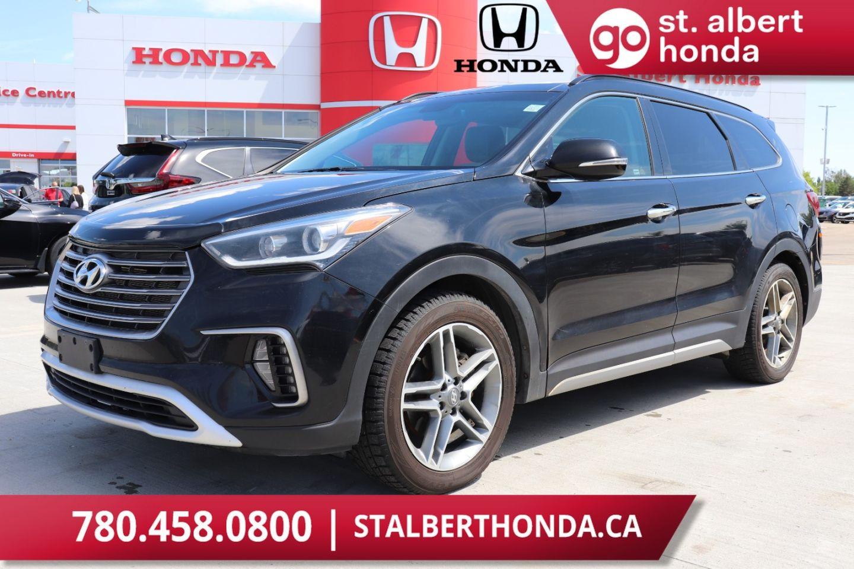 Used 2017 Hyundai Santa Fe Xl Limited Pi0709 St Albert Alberta Go Auto