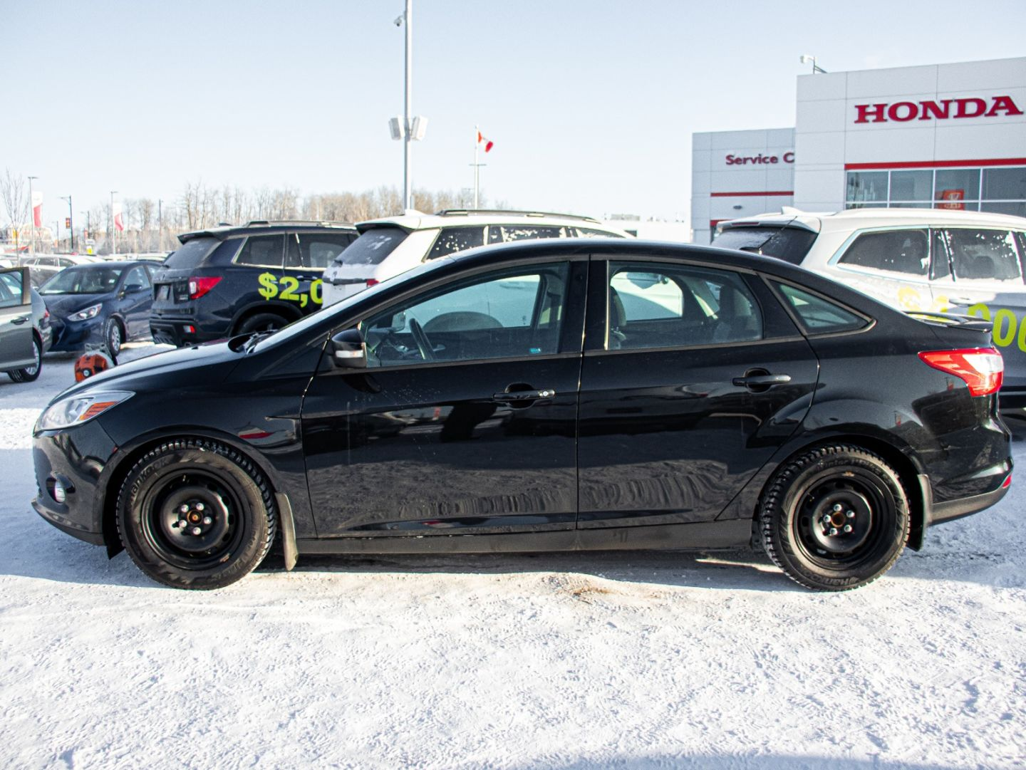 2013 Ford Focus SE for sale in St. Albert, Alberta