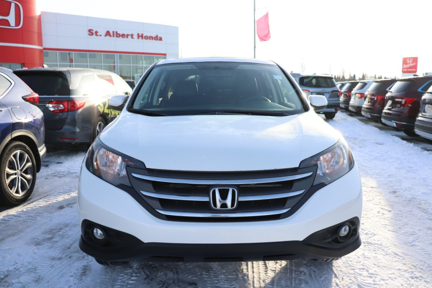 2013 Honda CR-V EX-L for sale in St. Albert, Alberta