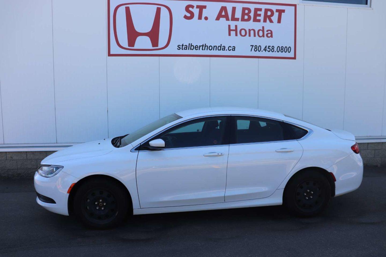 2016 Chrysler 200 LX for sale in St. Albert, Alberta