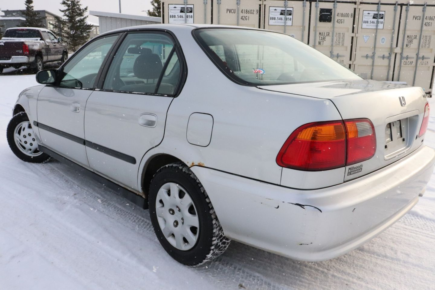 2000 Honda Civic Special Edition for sale in St. Albert, Alberta