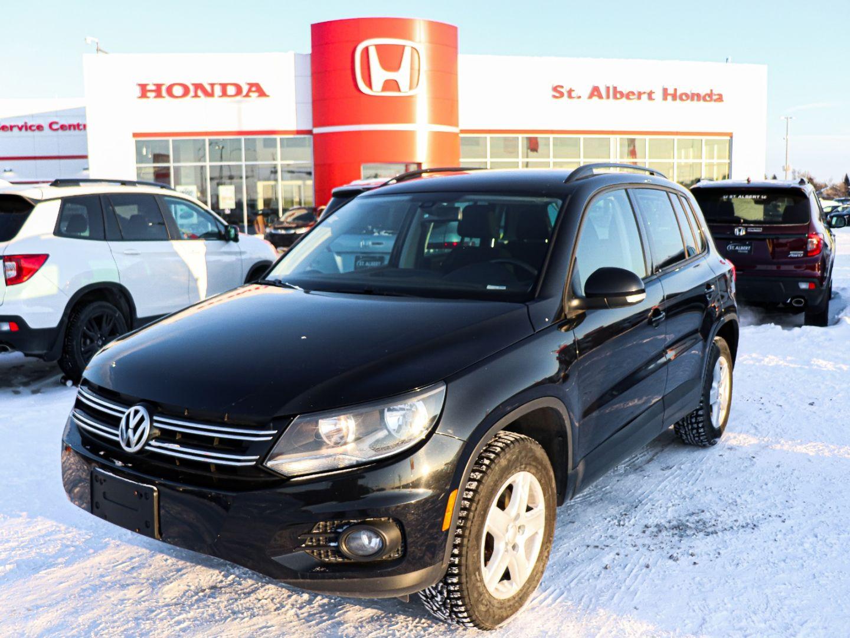 2016 Volkswagen Tiguan Comfortline for sale in St. Albert, Alberta